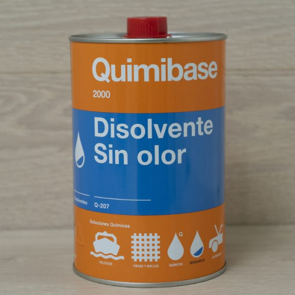 disolvente-sin-olor-quimibase
