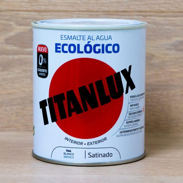 esmalte ecológico al agua multisuperficie titanlux