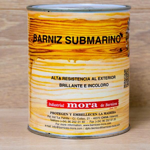barniz submarino mora para yates