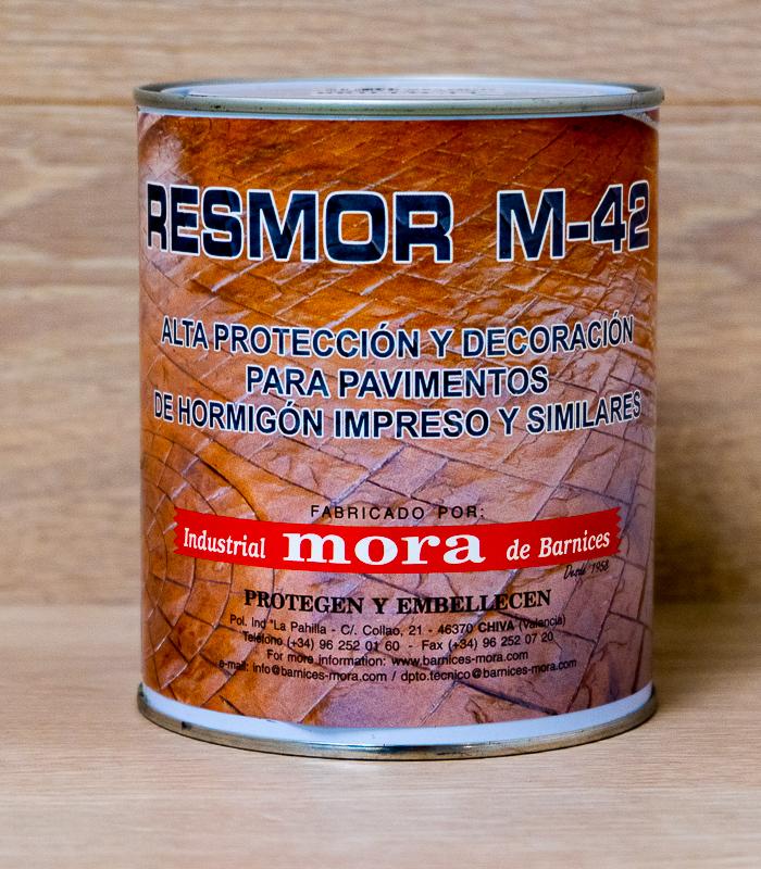 Protector-barniz-para-suelos-de-piedra-hormigón-resmor