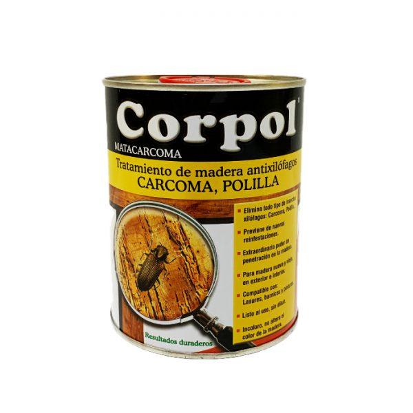 corpol insecticida matacarcoma lata